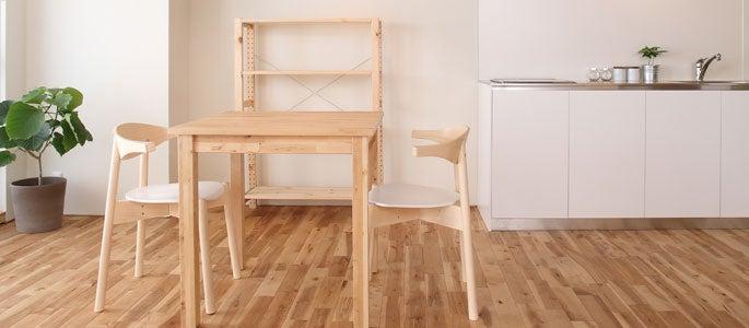 新居の家具